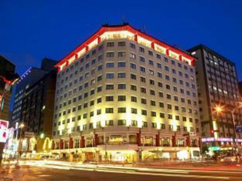Leo Foo Hotel in Taipeh, Taiwan A