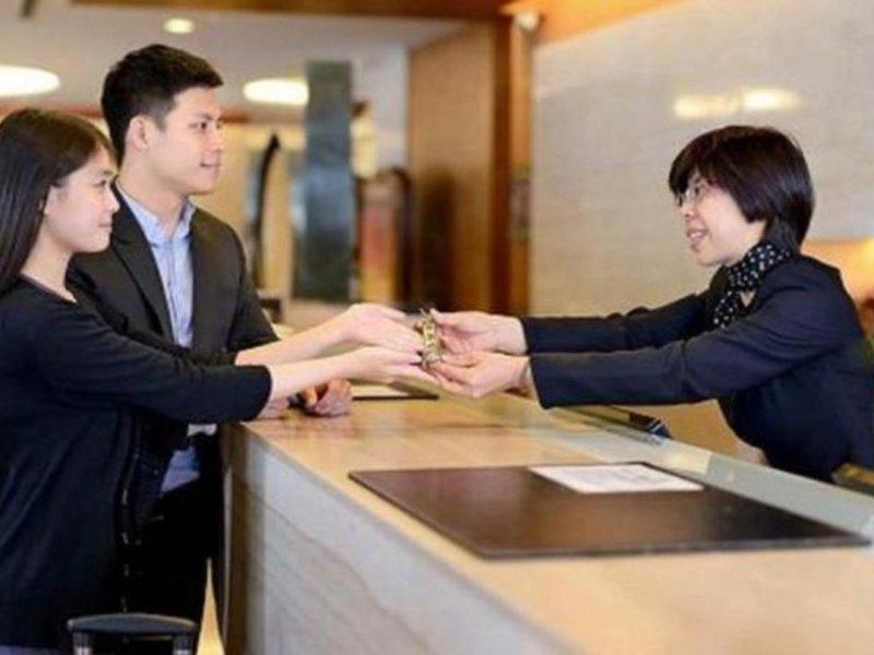 Leo Foo Hotel in Taipeh, Taiwan WEL