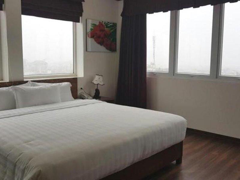 West Lake Home Hotel in Hanoi, Vietnam W