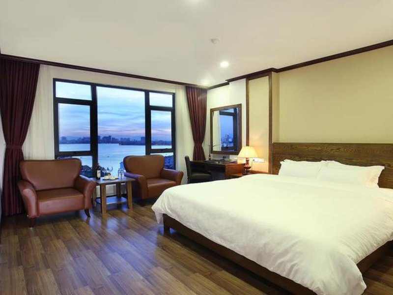 West Lake Home Hotel in Hanoi, Vietnam