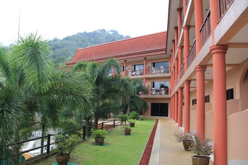 Casa Del M Resort in Patong, Phuket A