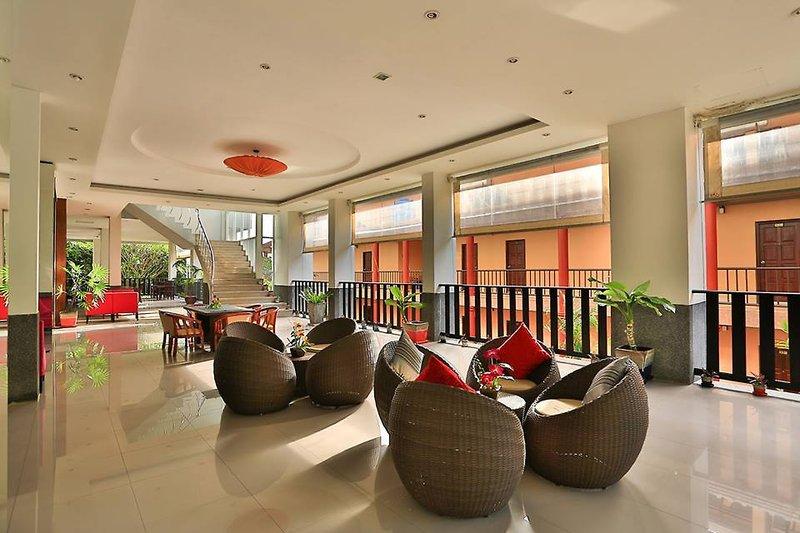 Casa Del M Resort in Patong, Phuket L