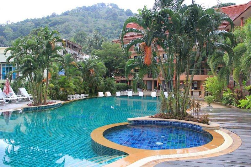 Casa Del M Resort in Patong, Phuket P