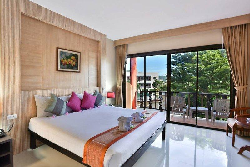Casa Del M Resort in Patong, Phuket W