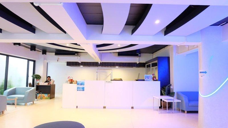 Airy Suvarnabhumi Hotel in Bangkok, Bangkok und Umgebung L
