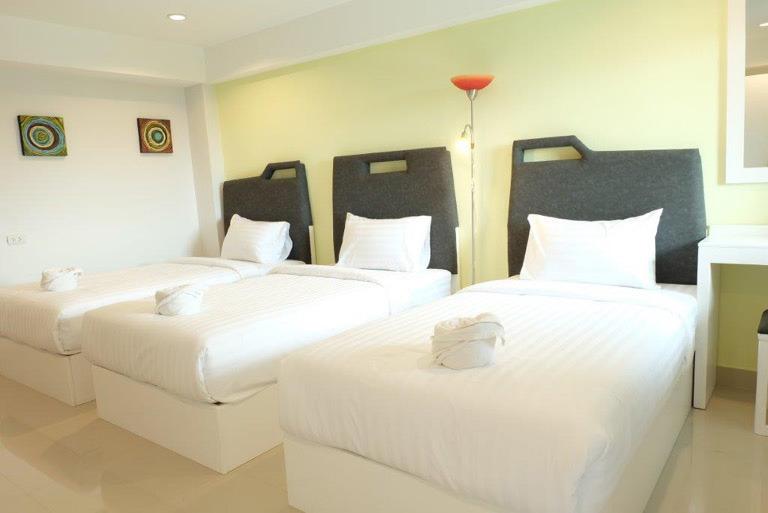 Airy Suvarnabhumi Hotel in Bangkok, Bangkok und Umgebung