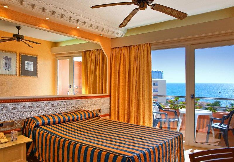 Playacapricho Hotel in Roquetas de Mar, Costa de Almería W