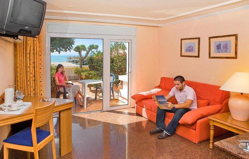 Playacapricho Hotel in Roquetas de Mar, Costa de Almería