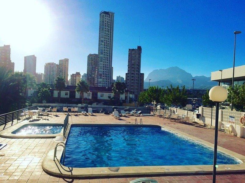 Apartamentos Luxmar in Benidorm, Costa Blanca P