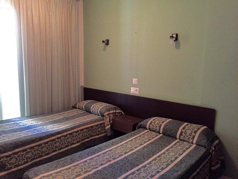 Apartamentos Luxmar in Benidorm, Costa Blanca W