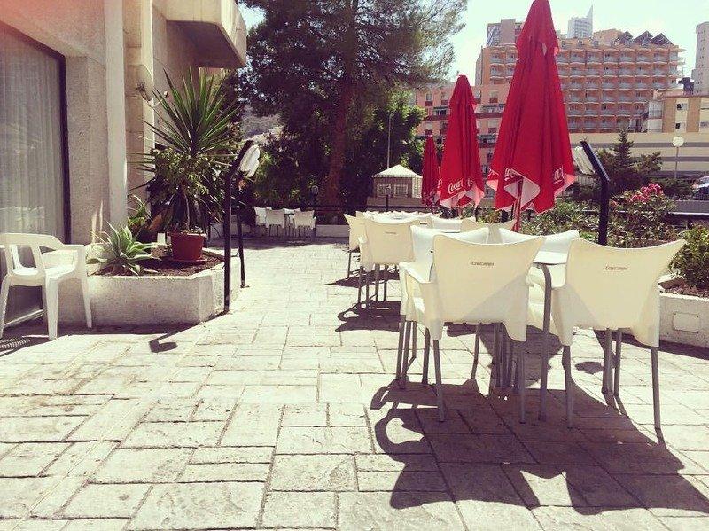 Apartamentos Luxmar in Benidorm, Costa Blanca TE