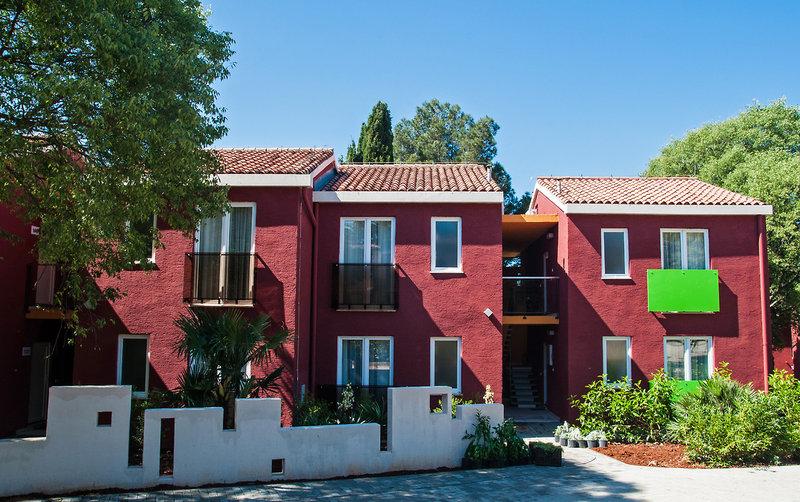 Apartments Sol Katoro in Umag, Istrien