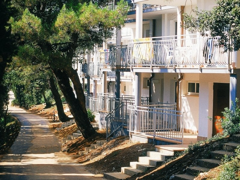 Horizont Golden Rocks Resort in Pula, Istrien A
