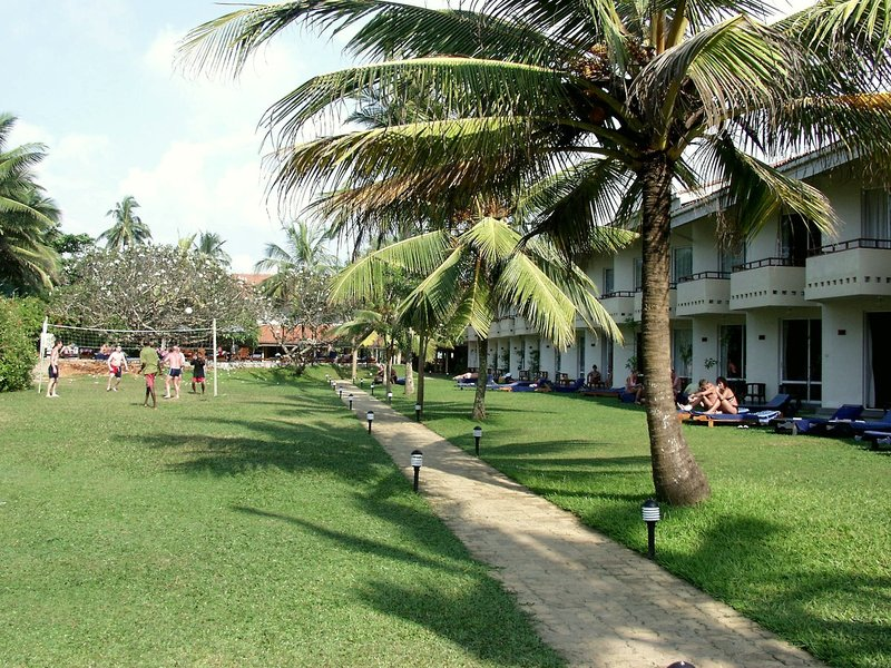Hibiscus Beach Hotel und Villas in Kalutara, Sri Lanka F