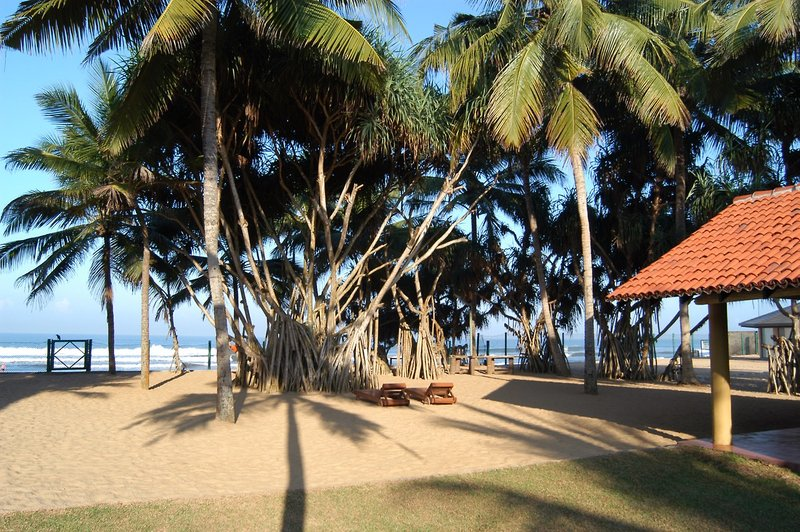 Hibiscus Beach Hotel und Villas in Kalutara, Sri Lanka