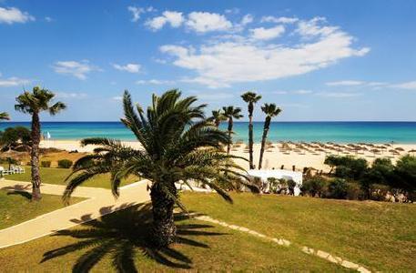 El Mouradi Beach in Hammamet, Hammamet S