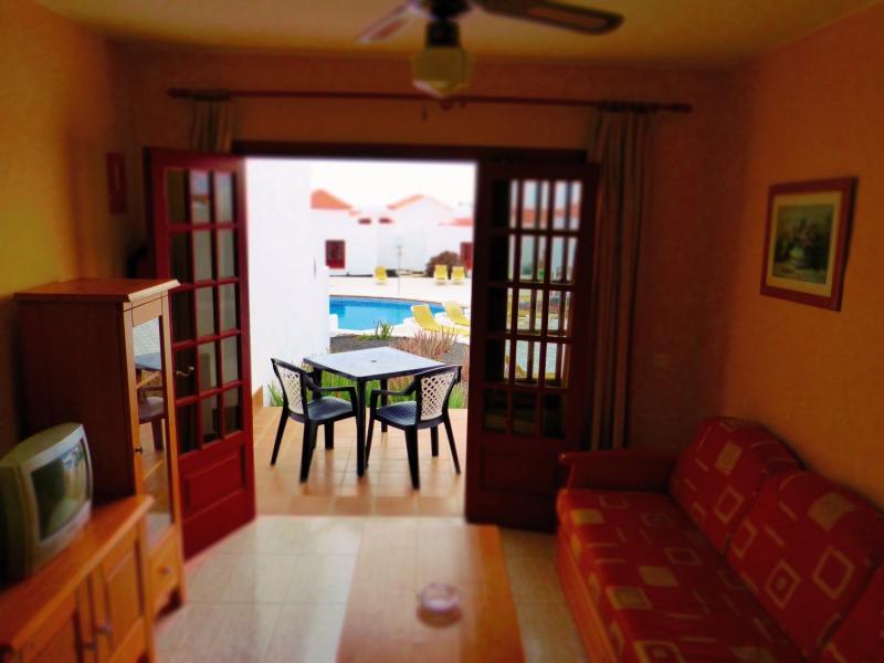 Castillo Beach Bungalows in Caleta de Fuste, Fuerteventura W