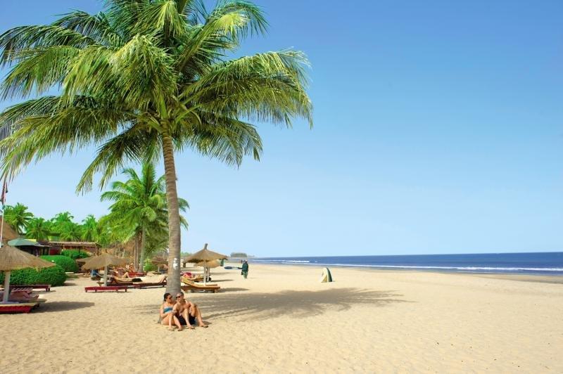Kombo Beach in Kotu, Gambia