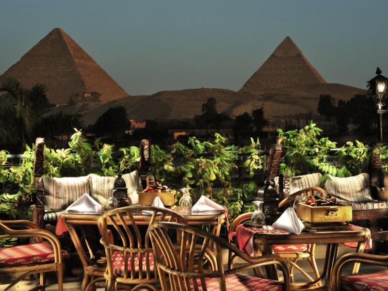 Mercure Cairo Le Sphinx Hotel in Kairo, Kairo und Umgebung R