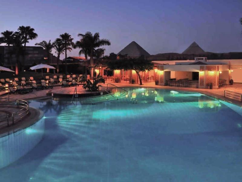 Mercure Cairo Le Sphinx Hotel in Kairo, Kairo und Umgebung P