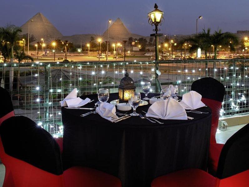 Mercure Cairo Le Sphinx Hotel in Kairo, Kairo und Umgebung TE