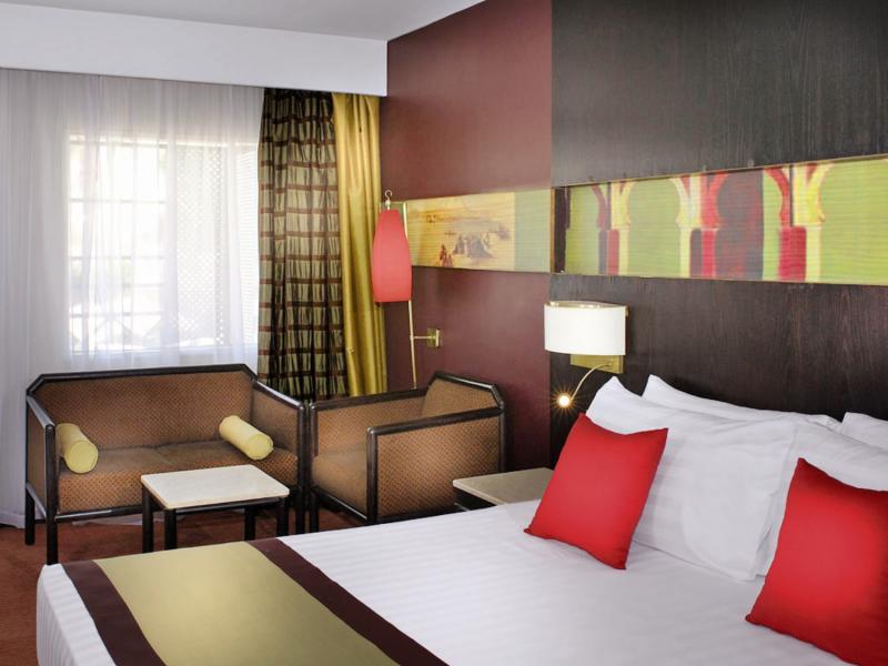 Mercure Cairo Le Sphinx Hotel in Kairo, Kairo und Umgebung W