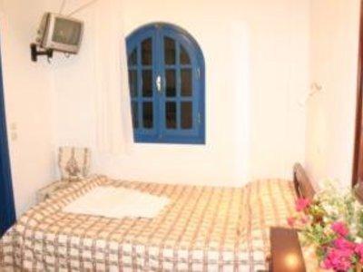 Ancient Thera Studios und Restaurant in Perissa, Santorin W