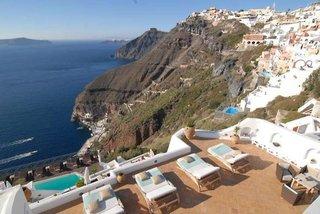 Hotel Athina Luxury Suites Terasse