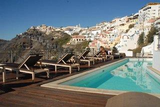 Hotel Athina Luxury Suites Pool