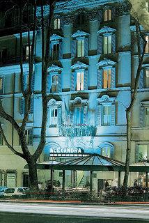 Hotel Alexandra Außenaufnahme