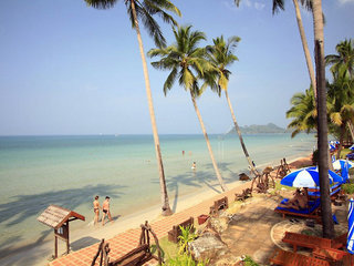 Hotel Santhiya Tree Koh Chang Resort Strand