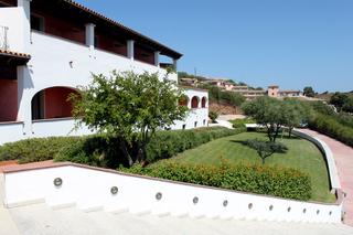 Hotel Alessandro Garten