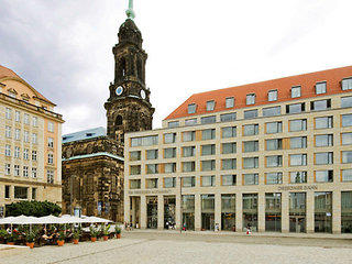 Hotel NH Collection Dresden Altmarkt Außenaufnahme