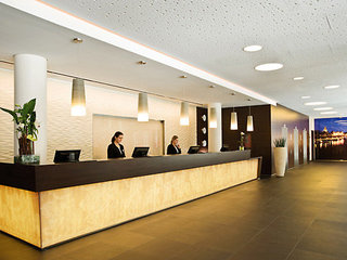 Hotel NH Collection Dresden Altmarkt Lounge/Empfang