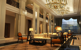 Hotel Alva Donna Exclusive Hotel & Spa Lounge/Empfang