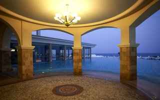 Hotel Atrium Prestige Thalasso Spa & Villas Terasse