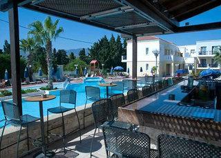 Hotel Aegean Houses Terasse