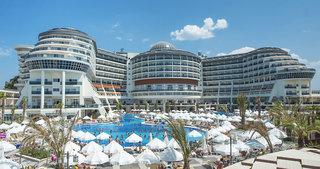 Hotel Seaden Sea Planet Resort & Spa Außenaufnahme