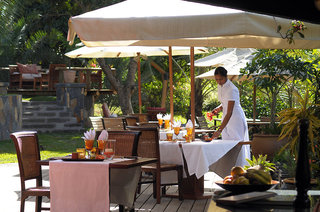 Hotel Lakaz Chamarel Exclusive Lodge Restaurant