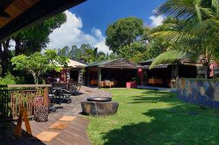 Hotel Lakaz Chamarel Exclusive Lodge Garten