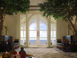 Hotel Banyan Tree Seychelles Lounge/Empfang