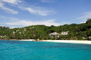 Hotel Banyan Tree Seychelles Strand