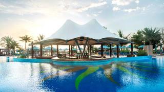 Hotel Le Meridien Al Aqah Beach Resort Pool