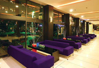 Hotel Limak Atlantis Deluxe Resort & Hotel Lounge/Empfang