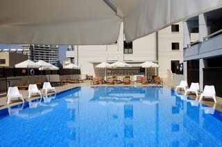 Hotel Sun Hall Hotel Pool
