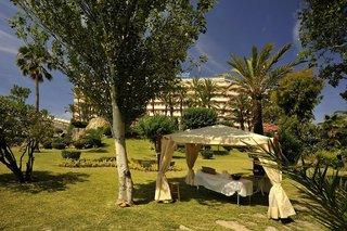 Hotel GPRO Valparaiso Palace & Spa Garten