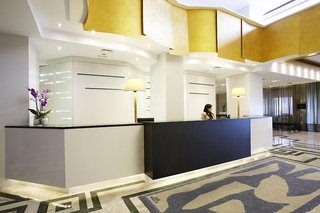 Hotel GPRO Valparaiso Palace & Spa Lounge/Empfang