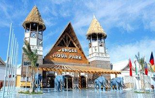 Hotel Jungle Aqua Park Resort Hurghada Außenaufnahme