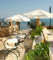 Hotel Andreolas Luxury Suites Terasse