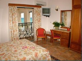 Hotel Andreolas Luxury Suites Wohnbeispiel